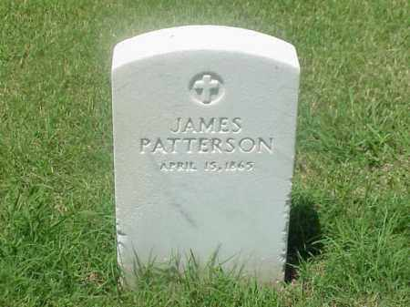 PATTERSON, JAMES - Pulaski County, Arkansas | JAMES PATTERSON - Arkansas Gravestone Photos
