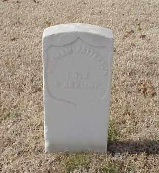 PATTERSON (VETERAN UNION), WILLIAM - Pulaski County, Arkansas   WILLIAM PATTERSON (VETERAN UNION) - Arkansas Gravestone Photos