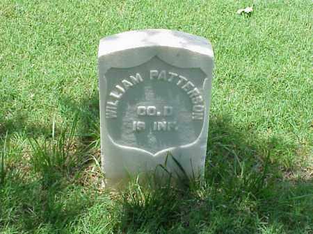 PATTERSON (VETERAN UNION), WILLIAM - Pulaski County, Arkansas | WILLIAM PATTERSON (VETERAN UNION) - Arkansas Gravestone Photos