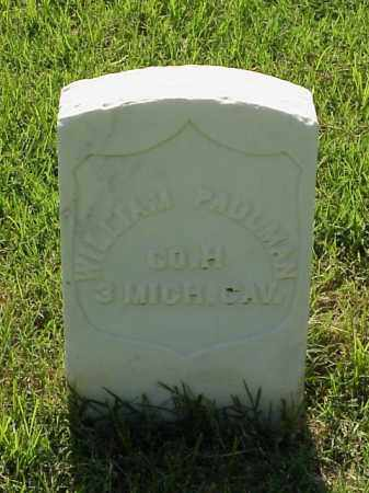 PAULMAN (VETERAN UNION), WILLIAM - Pulaski County, Arkansas | WILLIAM PAULMAN (VETERAN UNION) - Arkansas Gravestone Photos