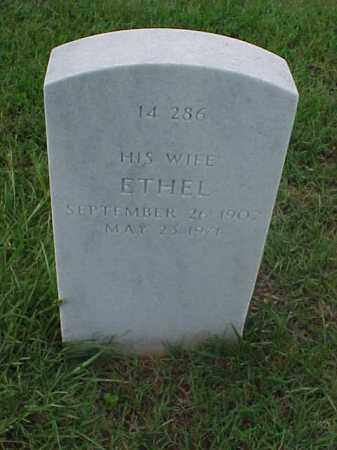 PAYNE, ETHEL - Pulaski County, Arkansas | ETHEL PAYNE - Arkansas Gravestone Photos