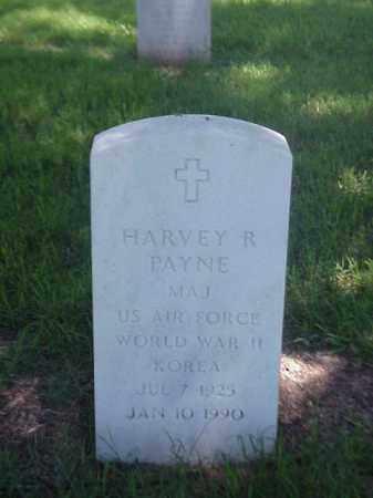 PAYNE (VETERAN 2 WARS), HARVEY R - Pulaski County, Arkansas | HARVEY R PAYNE (VETERAN 2 WARS) - Arkansas Gravestone Photos