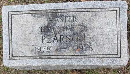 PEARSON, TIMOTHY D - Pulaski County, Arkansas | TIMOTHY D PEARSON - Arkansas Gravestone Photos