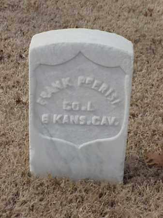 PEERISH (VETERAN UNION), FRANK - Pulaski County, Arkansas | FRANK PEERISH (VETERAN UNION) - Arkansas Gravestone Photos