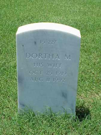 PENIX, DORTHA M - Pulaski County, Arkansas | DORTHA M PENIX - Arkansas Gravestone Photos