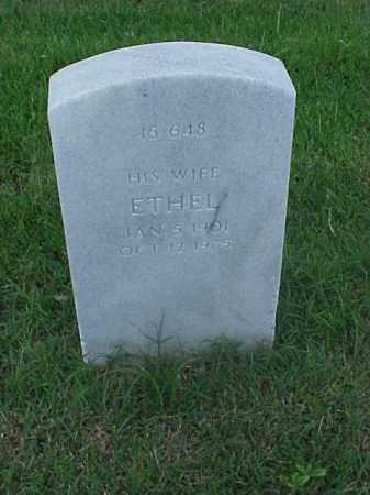 PENNINGTON, ETHEL - Pulaski County, Arkansas   ETHEL PENNINGTON - Arkansas Gravestone Photos