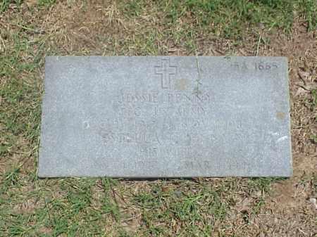 PENNY (VETERAN WWII), JESSIE - Pulaski County, Arkansas | JESSIE PENNY (VETERAN WWII) - Arkansas Gravestone Photos