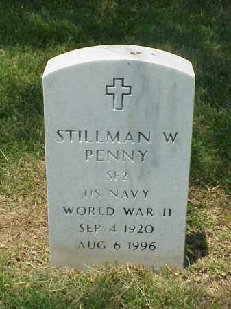PENNY (VETERAN WWII), STILLMAN W - Pulaski County, Arkansas | STILLMAN W PENNY (VETERAN WWII) - Arkansas Gravestone Photos