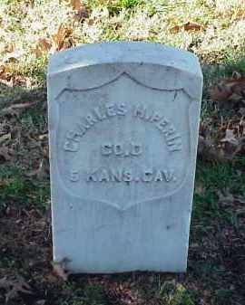 PERIN (VETERAN UNION), CHARLES H - Pulaski County, Arkansas   CHARLES H PERIN (VETERAN UNION) - Arkansas Gravestone Photos