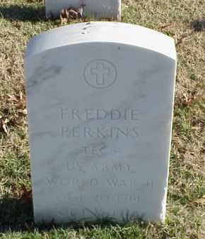 PERKINS (VETERAN WWII), FREDDIE - Pulaski County, Arkansas | FREDDIE PERKINS (VETERAN WWII) - Arkansas Gravestone Photos