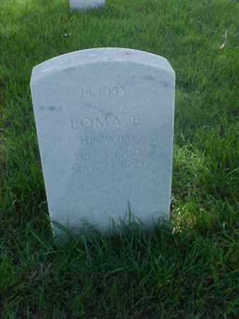 PERRY, LOMA B - Pulaski County, Arkansas | LOMA B PERRY - Arkansas Gravestone Photos