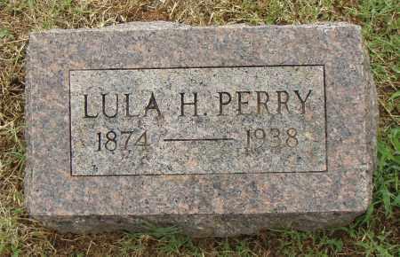 PERRY, LULA H. - Pulaski County, Arkansas | LULA H. PERRY - Arkansas Gravestone Photos