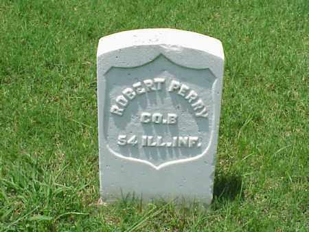 PERRY (VETERAN UNION), ROBERT - Pulaski County, Arkansas   ROBERT PERRY (VETERAN UNION) - Arkansas Gravestone Photos