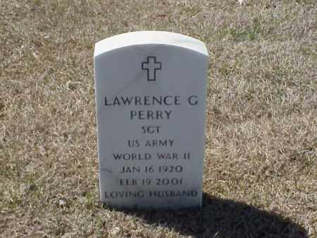 PERRY (VETERAN WWII), LAWRENCE C - Pulaski County, Arkansas | LAWRENCE C PERRY (VETERAN WWII) - Arkansas Gravestone Photos