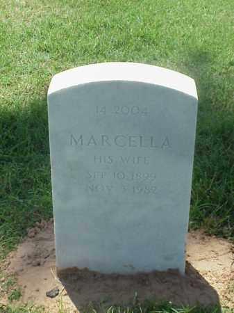 PETERSON, MARCELLA - Pulaski County, Arkansas   MARCELLA PETERSON - Arkansas Gravestone Photos