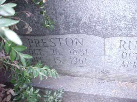 PFEIFER, PRESTON - Pulaski County, Arkansas   PRESTON PFEIFER - Arkansas Gravestone Photos