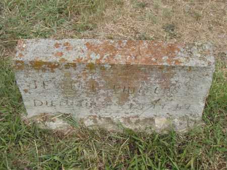 PHIFFERS, JEWELL - Pulaski County, Arkansas | JEWELL PHIFFERS - Arkansas Gravestone Photos