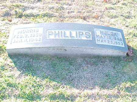 PHILLIPS, MORRIS - Pulaski County, Arkansas | MORRIS PHILLIPS - Arkansas Gravestone Photos