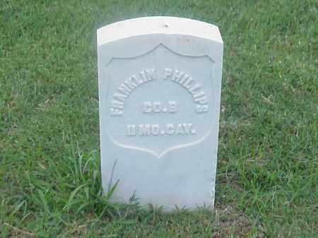 PHILLIPS (VETERAN UNION), FRANKLIN - Pulaski County, Arkansas | FRANKLIN PHILLIPS (VETERAN UNION) - Arkansas Gravestone Photos