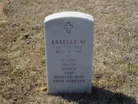 PIERCE, ESTELLE M. - Pulaski County, Arkansas | ESTELLE M. PIERCE - Arkansas Gravestone Photos