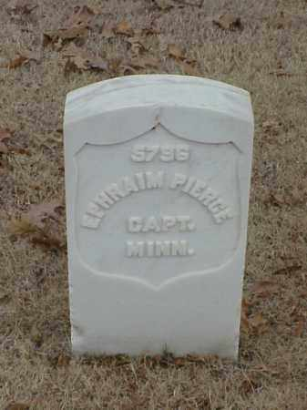 PIERCE (VETERAN UNION), EPHRAIM - Pulaski County, Arkansas | EPHRAIM PIERCE (VETERAN UNION) - Arkansas Gravestone Photos