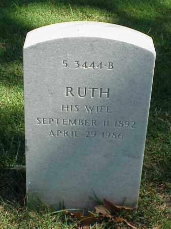 PIERSON, RUTH - Pulaski County, Arkansas | RUTH PIERSON - Arkansas Gravestone Photos
