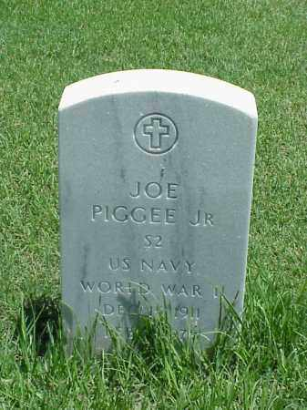 PIGGEE, JR (VETERAN WWII), JOE - Pulaski County, Arkansas | JOE PIGGEE, JR (VETERAN WWII) - Arkansas Gravestone Photos
