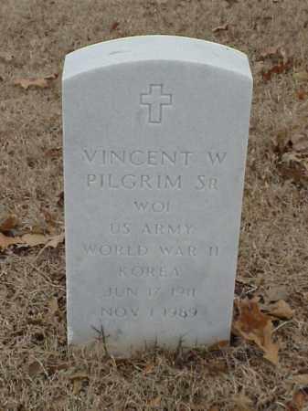 PILGRIM, SR (VETERAN 2 WARS), VINCENT W - Pulaski County, Arkansas | VINCENT W PILGRIM, SR (VETERAN 2 WARS) - Arkansas Gravestone Photos