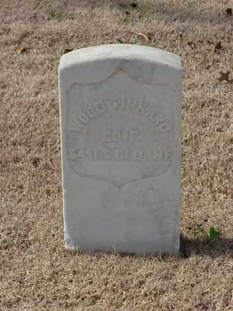 PINKARD (VETERAN UNION), WOOD - Pulaski County, Arkansas | WOOD PINKARD (VETERAN UNION) - Arkansas Gravestone Photos