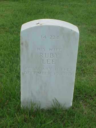 PIPINS, RUBY LEE - Pulaski County, Arkansas | RUBY LEE PIPINS - Arkansas Gravestone Photos