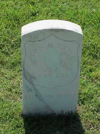 PIRTLE (VETERAN UNION), JOHN M - Pulaski County, Arkansas   JOHN M PIRTLE (VETERAN UNION) - Arkansas Gravestone Photos