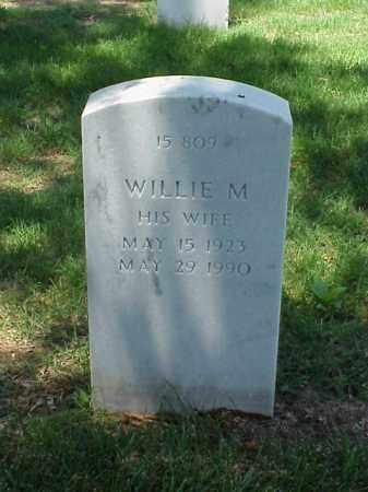 PITTS, WILLIE M - Pulaski County, Arkansas   WILLIE M PITTS - Arkansas Gravestone Photos