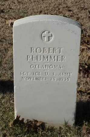 PLUMMER (VETERAN WWI), ROBERT - Pulaski County, Arkansas | ROBERT PLUMMER (VETERAN WWI) - Arkansas Gravestone Photos