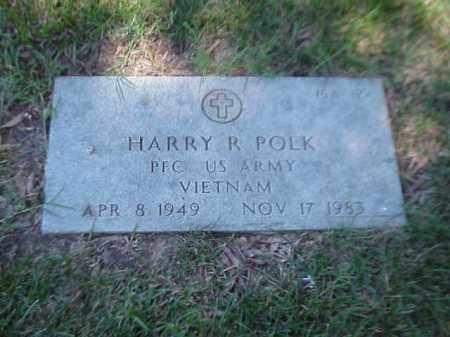 POLK (VETERAN VIET), HARRY R - Pulaski County, Arkansas | HARRY R POLK (VETERAN VIET) - Arkansas Gravestone Photos
