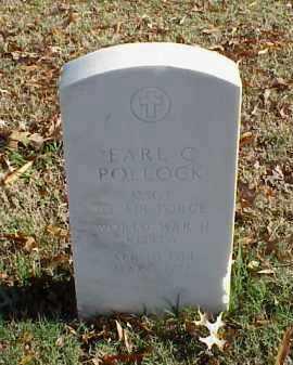 POLLOCK (VETERAN 2 WARS), EARL C - Pulaski County, Arkansas | EARL C POLLOCK (VETERAN 2 WARS) - Arkansas Gravestone Photos