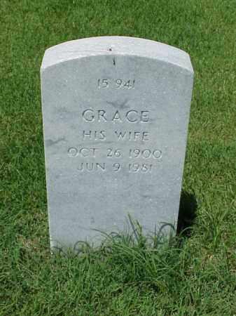 POPE, GRACE - Pulaski County, Arkansas | GRACE POPE - Arkansas Gravestone Photos