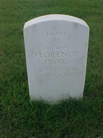 PORTER, FLORENCE DAVIS - Pulaski County, Arkansas   FLORENCE DAVIS PORTER - Arkansas Gravestone Photos