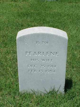 PORTER, PEARLENE - Pulaski County, Arkansas   PEARLENE PORTER - Arkansas Gravestone Photos