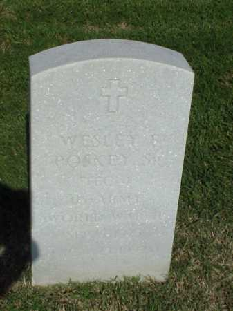 POSKEY, SR (VETERAN WWII), WESLEY F - Pulaski County, Arkansas | WESLEY F POSKEY, SR (VETERAN WWII) - Arkansas Gravestone Photos