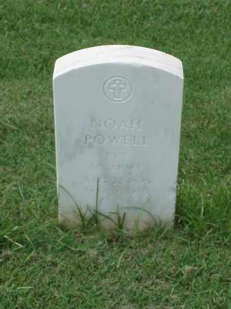 POWELL (VETERAN WWI), NOAH - Pulaski County, Arkansas   NOAH POWELL (VETERAN WWI) - Arkansas Gravestone Photos