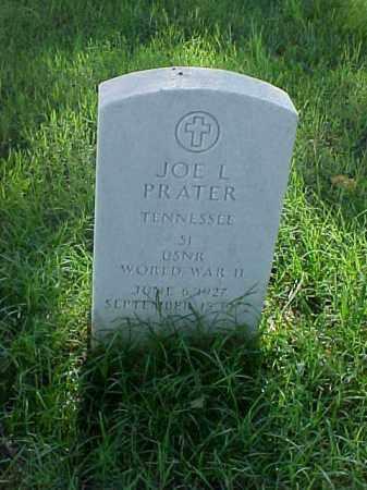 PRATER (VETERAN WWII), JOE L - Pulaski County, Arkansas | JOE L PRATER (VETERAN WWII) - Arkansas Gravestone Photos