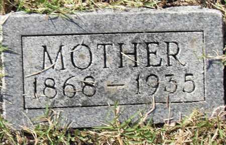 PRATHER, UNKNOWN - Pulaski County, Arkansas   UNKNOWN PRATHER - Arkansas Gravestone Photos