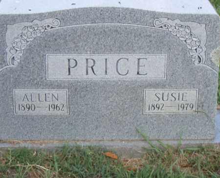 PRICE, SUSIE - Pulaski County, Arkansas | SUSIE PRICE - Arkansas Gravestone Photos