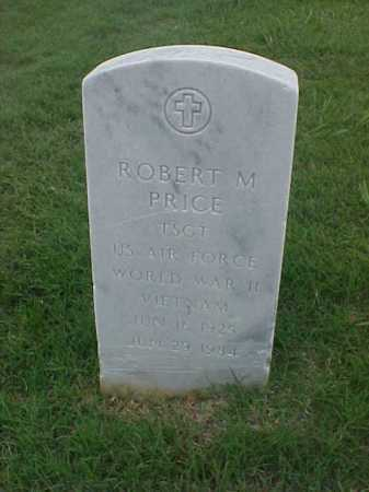 PRICE (VETERAN 2 WARS), ROBERT MARTIN - Pulaski County, Arkansas | ROBERT MARTIN PRICE (VETERAN 2 WARS) - Arkansas Gravestone Photos