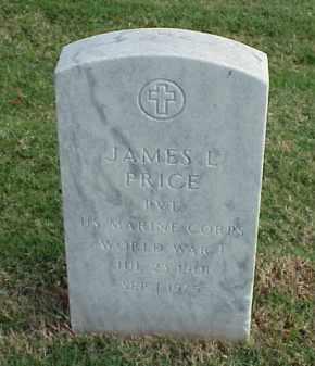 PRICE (VETERAN WWI), JAMES L - Pulaski County, Arkansas   JAMES L PRICE (VETERAN WWI) - Arkansas Gravestone Photos