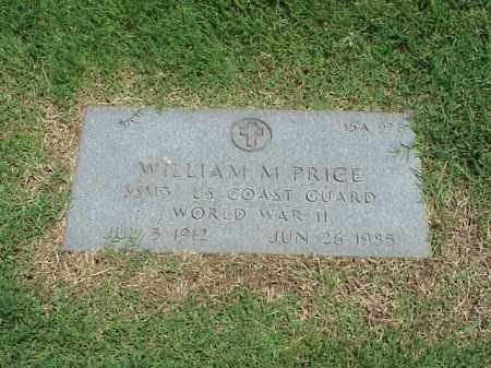 PRICE (VETERAN WWII), WILLIAM M - Pulaski County, Arkansas | WILLIAM M PRICE (VETERAN WWII) - Arkansas Gravestone Photos