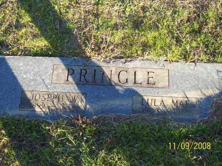 PRINGLE, JOSEPH W - Pulaski County, Arkansas | JOSEPH W PRINGLE - Arkansas Gravestone Photos