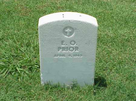 PRIOR, E O - Pulaski County, Arkansas | E O PRIOR - Arkansas Gravestone Photos