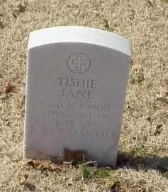 PRIVITT, TISHIE JANE - Pulaski County, Arkansas | TISHIE JANE PRIVITT - Arkansas Gravestone Photos