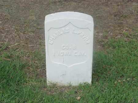 PRYOR (VETERAN UNION), CHARLES L - Pulaski County, Arkansas | CHARLES L PRYOR (VETERAN UNION) - Arkansas Gravestone Photos